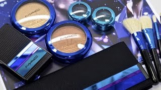 MAC Magic of the Night Holiday Collection Review!