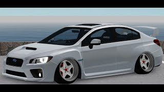 My first stanced car | ROBLOX Custom Car Builds