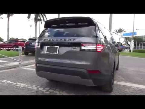 2017 Land Rover Discovery Miami, Aventura, Fort Lauderdale, Broward, Miami Beach, FL NHA046254