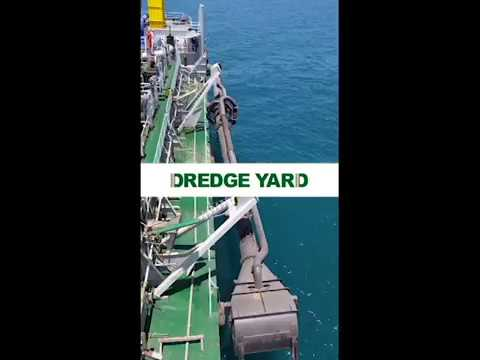 Dredge Yard dredge system for trailing suction hopper dredger.