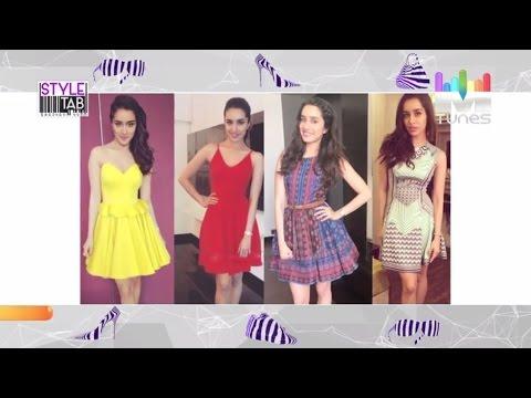 Shraddha Kapoor - Style Tab I MTunes HD