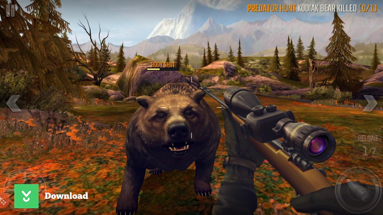 wild hunter games for iPhone