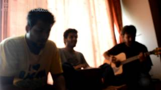 Pichle Saat Dino Mein Unplugged By Noesis {ashmik on vocals,aman on guitar and harsh on drums...}