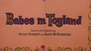 Babes in Toyland - Disneycember