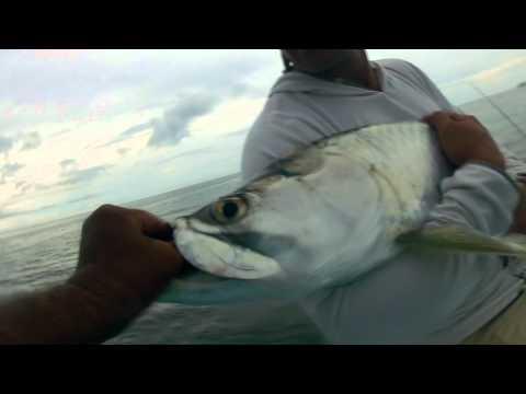 Fly Fishing In Belize- Tarpon, Bonefish & Permit