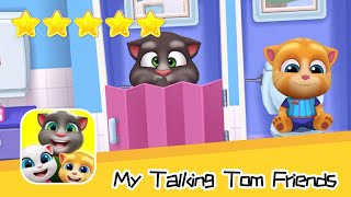 My Talking Tom Friends Day7 Hank's birthday Walkthrough Best new virtual pet game Recommend index fi