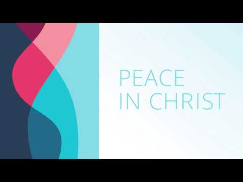 Peace in Christ Male Version