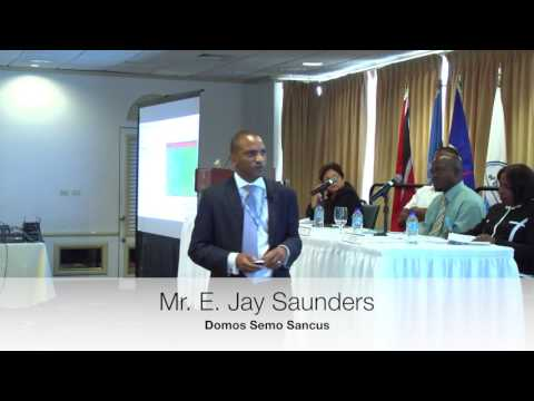 Caribbean Fintech 2016 – Finding a balanced solution by E. J