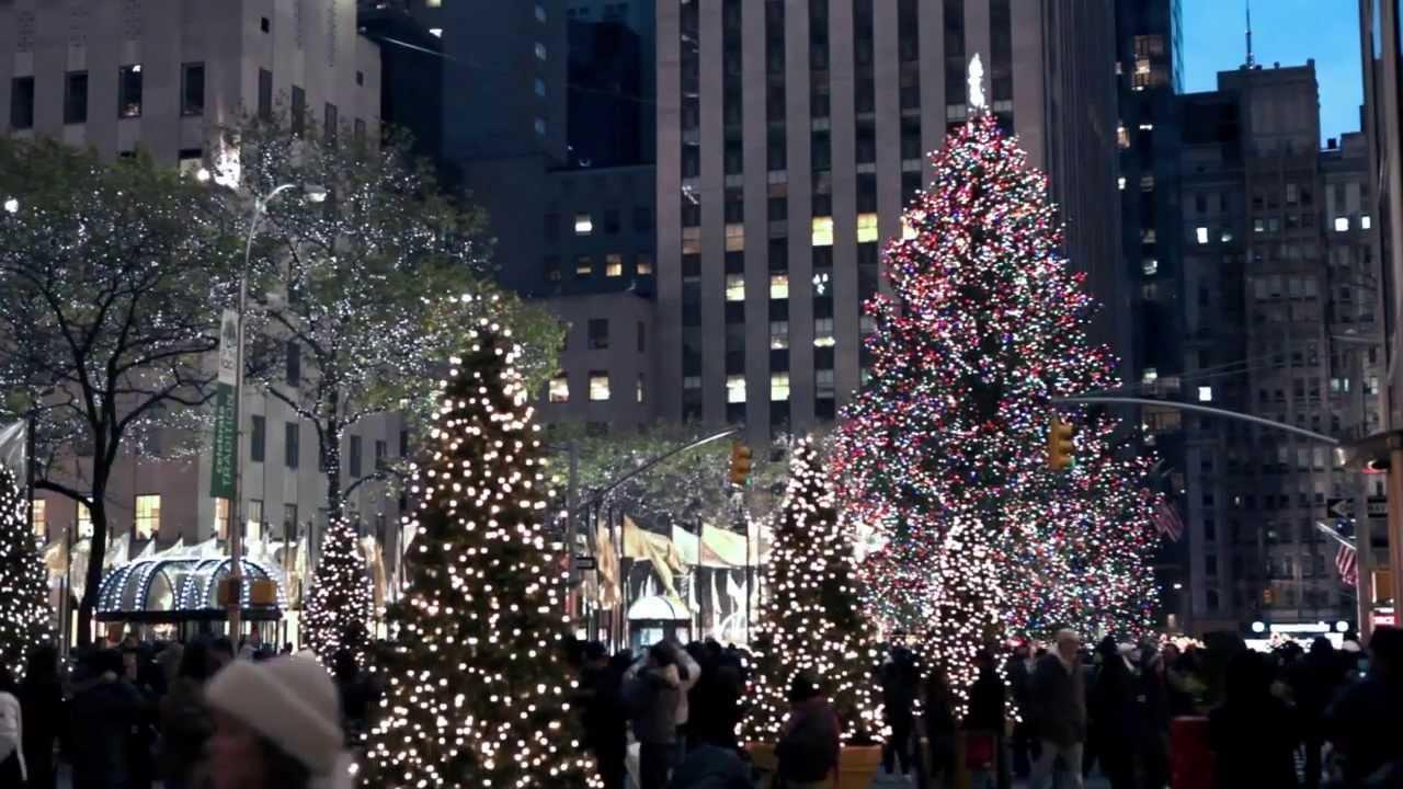 New York City Christmas Lights