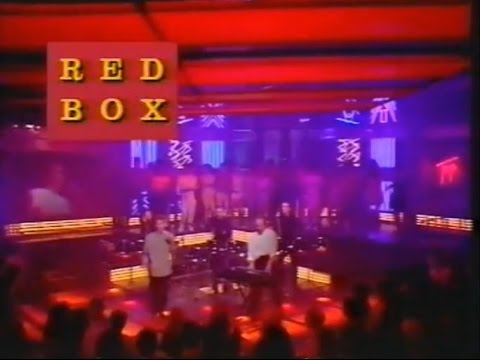 Red Box Lean On Me (HQ Audio)