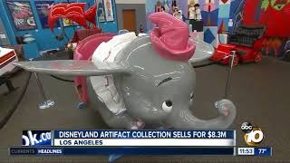 Disneyland artifact collections sells for $8.3M