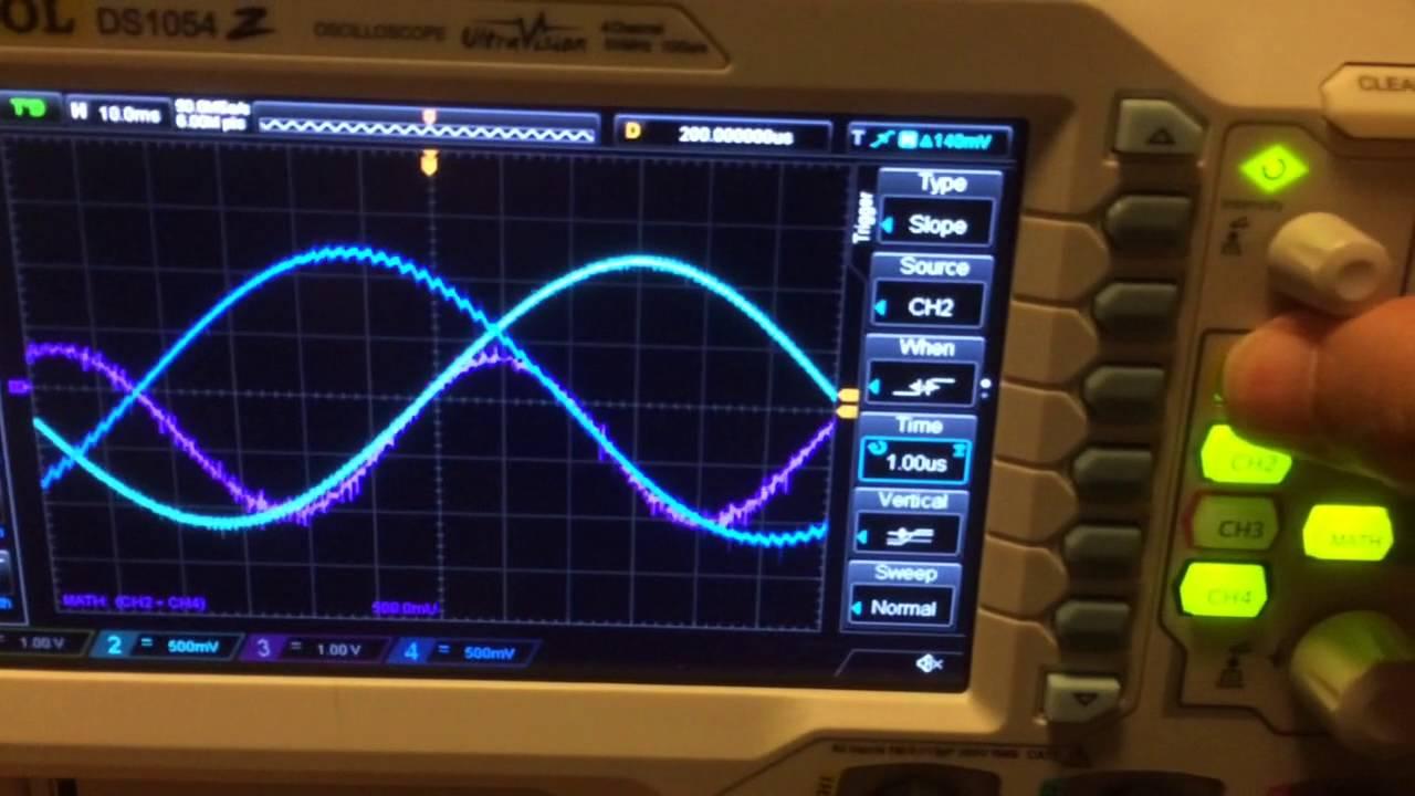Sine wave creation PWM Arduino