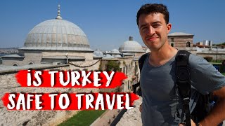 is Turkey Safe to Travel? Video