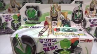 仮面ライダーゴースト 変身ブレス DXメガウルオウダー&ネクロムゴースト...