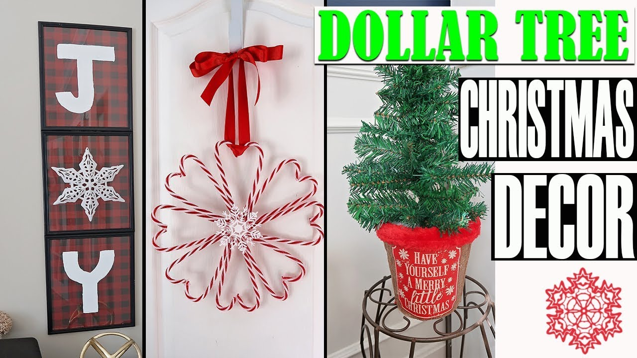 dollar tree christmas decor diy project 2018 youtube. Black Bedroom Furniture Sets. Home Design Ideas