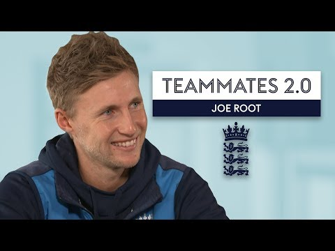 Who Plays Disney Soundtracks In The England Cricket Dressing Room?! 🎶| Teammates 2.0 | Joe Root