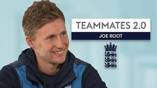 Who plays Disney soundtracks in the England cricket dressing room?! 🎶| Teammates 2.0 | Joe Root