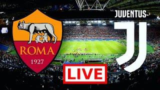 ROMA-JUVENTUS 0-0 ● LIVE REACTION!!
