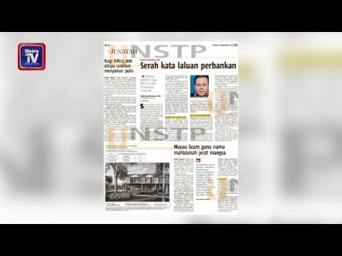 [LIVE] #KalendarJenayah Pengakuan penyanyi terkenal, Radhi OAG