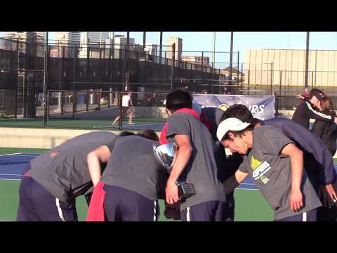 2018 Men's Tennis RMAC Tournament - MSU Denver