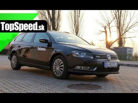 TopSpeed.sk jazdenka VW Passat B7 2010 2014