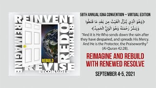 22nd Annual ISNA Chaplaincy Training-September 2, 2021