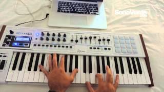 Avicii ft. Alex Ebert - For A Better Day (Tuto Piano)