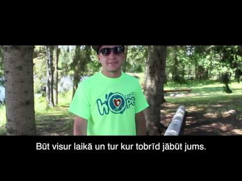 Camp Hope Latvia Rules Video