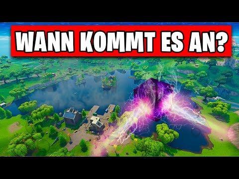 Wann Kommt ES An? - Würfel Ist FERTIG | Fortnite Würfel Deutsch German