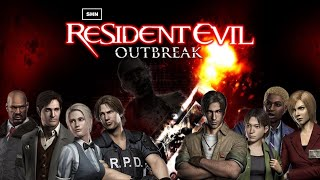 Resident Evil: Outbreak  HD 1080p Longplay No Commentary Walkthrough Lets Play