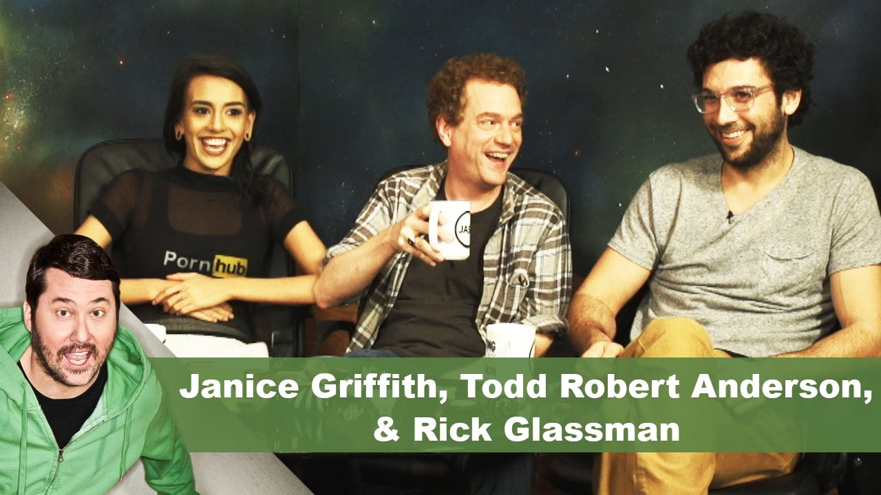 Janice Griffith Todd Robert Anderson Rick Glassman Getting Doug With High Youtube