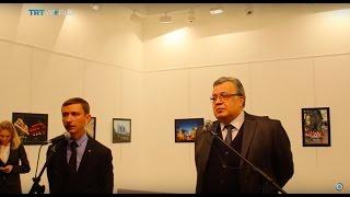Russian Ambassador Killed: Andrey Karlov assassinated by gunman in Ankara