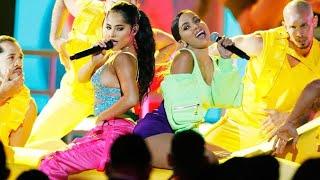 Anitta With Becky G Banana Billboard Latin Music Awards 2019.mp3