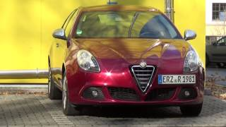 Auta z Niemiec #9/11/2015: Alfa Romeo Giulietta /Chemnitz/