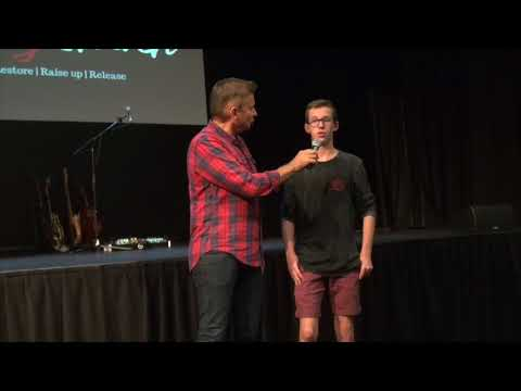 Teenager healed from chronic painful stomach condition & sister healed from severe fibromyalgia