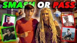 SMASH OR PASS A YOUTUBERS COM MARIA LEAL