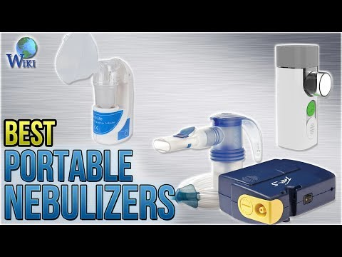 10 Best Portable Nebulizers 2018