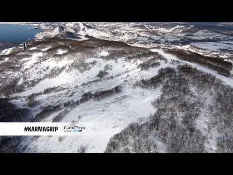 TDF2019: Лыжные выходные Камчатка Красная сопка 2019