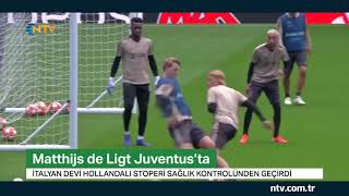 Matthijs de Light Juventus'ta