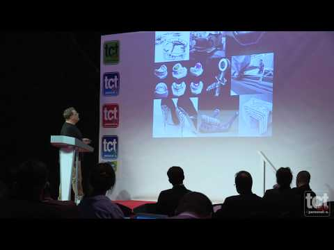 The Econolyst's Dr Phil Reeves on embedding 3D Printing into the Supply Chain at TCT Show 2014