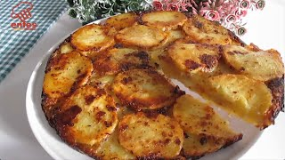 I never get tired of cooking potatoes like this! Delicious potato recipe! for breakfast