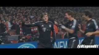 Mario Götze • Toni Kroos • Thomas Müller • Goals & Skills • 2012/2013 • HD