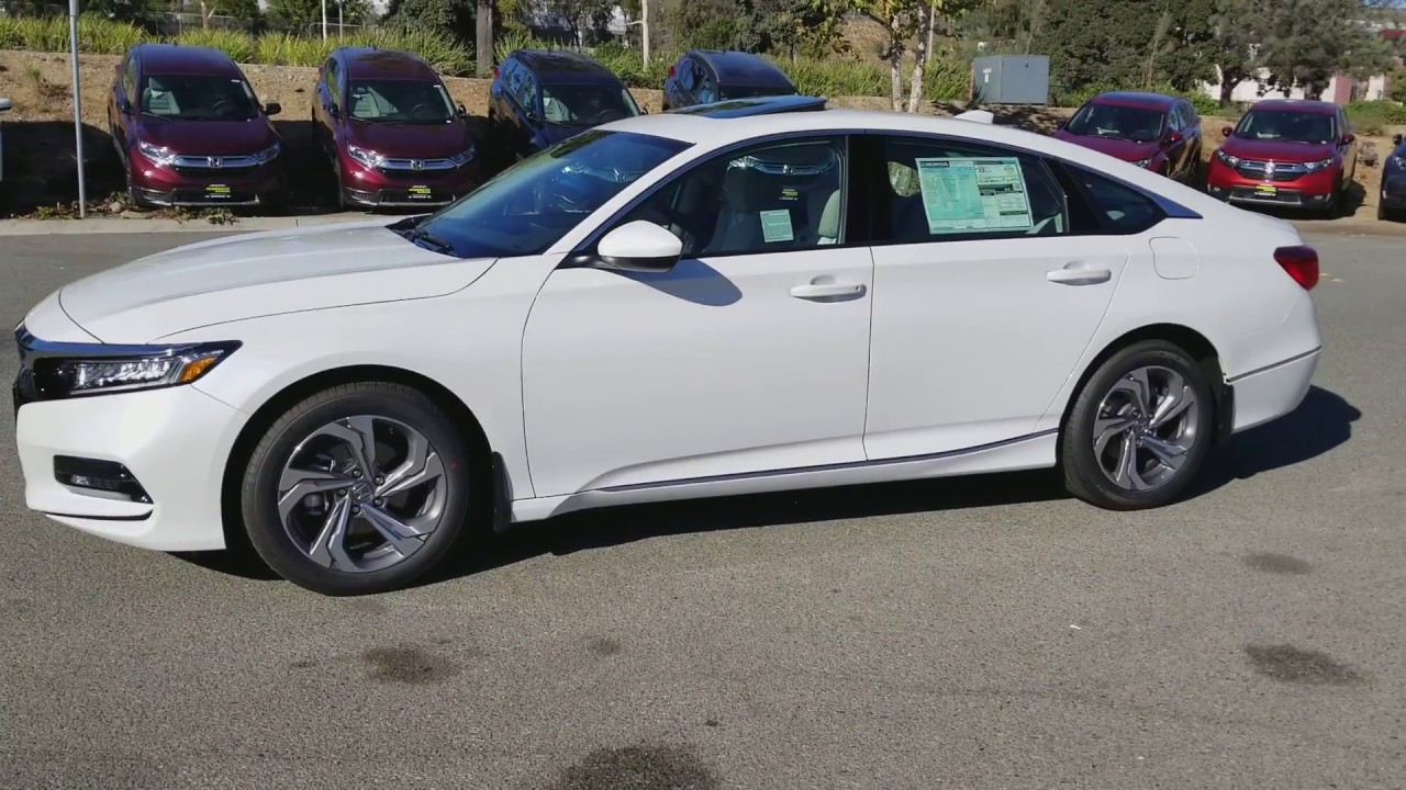 2018 Honda Accord Ex T Complete Delivery Youre Guide To The All New Accord Ex