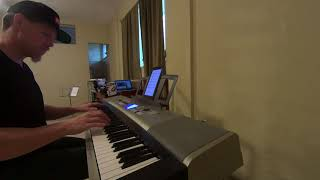My Blue Heaven (Jazz Standard) Piano Cover Fats Domino Gene Austin