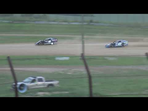 Brushcreek Motorsports Complex | 8/18/18 | Open Wheel Modifieds | Heat 2