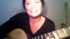 Frida - Den Daun (akustiskt live. webcam)