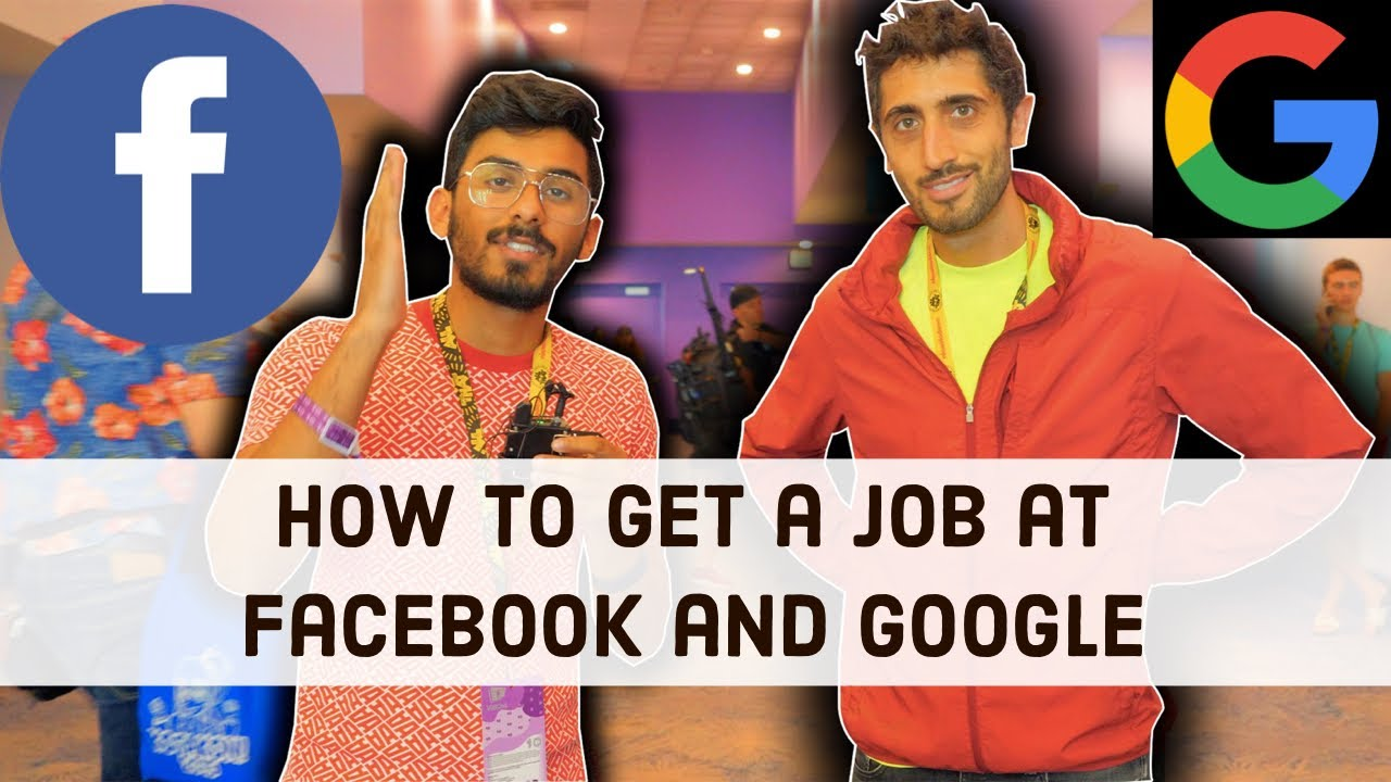 How to Get a Job at Google and Facebook (Interview with Ex-Facebook  Developer)