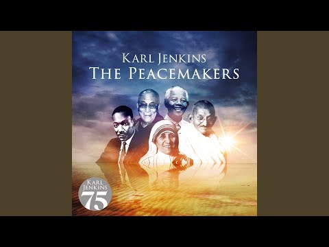 Jenkins: The Peacemakers - XVII. Anthem: Peace, Triumphant Peace Mp3