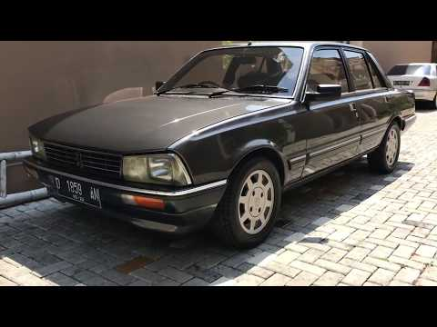 My 1988 Peugeot 505 GTI - Indonesia