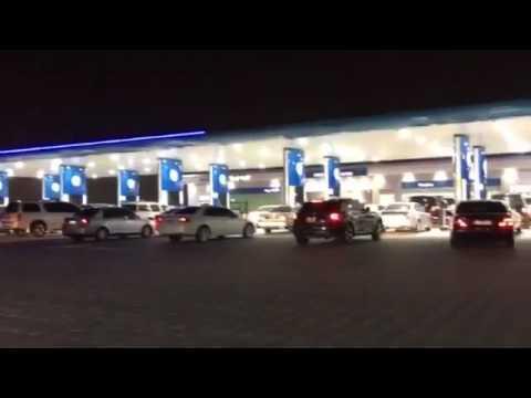 World biggest petrol station......(ADNOC)